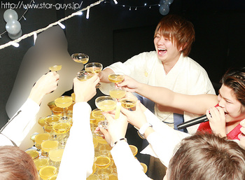 RUI 統括 BIRTHDAY PARTY