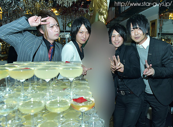 銀次 BIRTHDAY PARTY