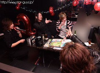 あきら BIRTHDAY PARTY