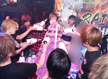 越前 輝月 副主任 BIRTHDAY PARTY