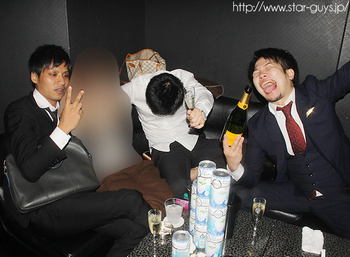 ダン 店長 BIRTHDAY PARTY