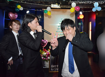 速水 隋 BIRTHDAY PARTY