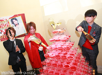 如月 秀斗 BIRTHDAY PARTY