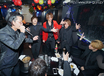 一神 脩也 主任 BIRTHDAY PARTY