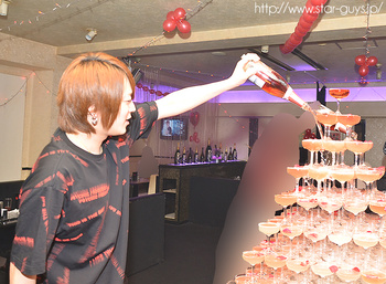 F小嶋BIRTHDAY PARTY