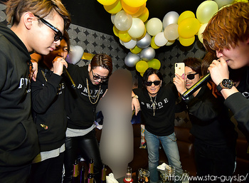 天羽 陸 主任 BIRHTDAY PARTY