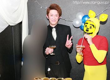 藤堂 一輝 BIRTHDAY PARTY