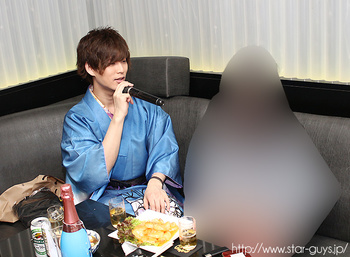 風嵐☆hide 幹部補佐 BIRTHDAY PARTY