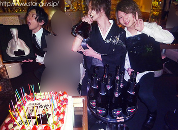 夜神 月 BIRTHDAY PARTY