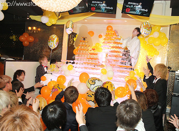 しゅん BIRTHDAY PARTY