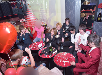 佑樹 BIRTHDAY PARTY