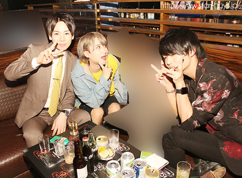 No.9 未来斗 副主任 BIRTHDAY PARTY