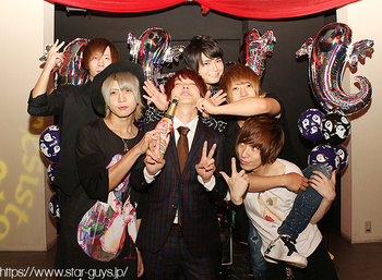 海斗 BIRTHDAY PARTY