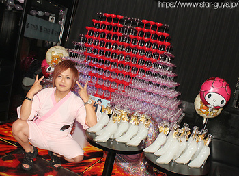 姫翠 蓮 Executive Player BIRTHDAY PARTY