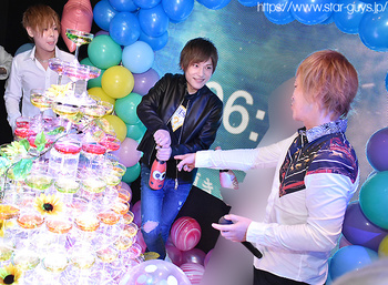承太郎 BIRTHDAY PARTY