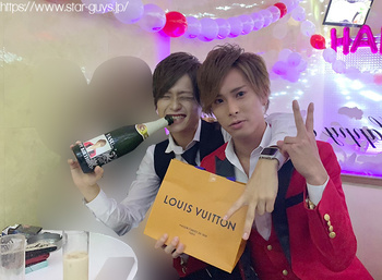 YASU 支配人 BIRTHDAY PARTY