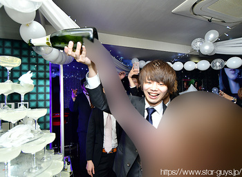 優人 MG BIRTHDAY PARTY