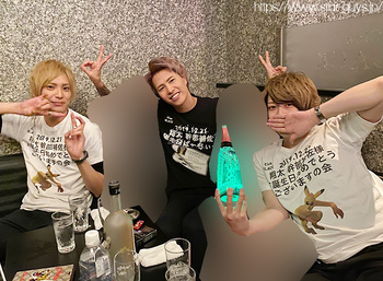 翔太 BIRHTDAY PARTY
