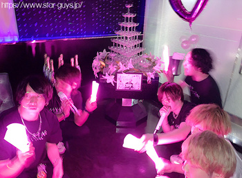 紅海 テテ BIRTHDAY PARTY