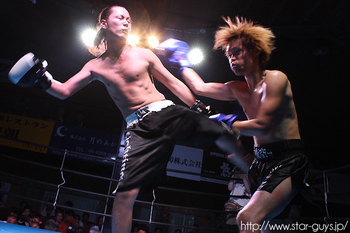 夜王 1st BOUT in OSAKA vol.5