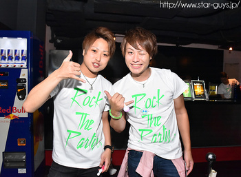 Deep Group 9周年 Rock the Party