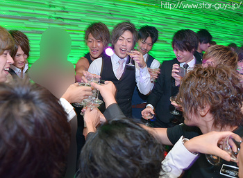 BCHOLDINGS 16周年EVENT☆