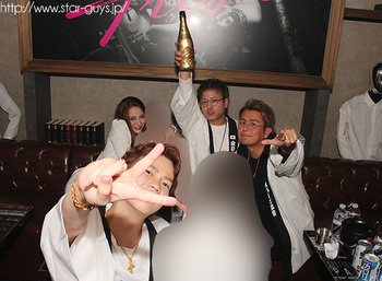 Spica White Party